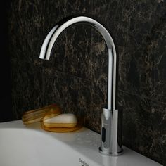 7 touchless washbasin faucets ideas