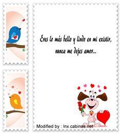 originales mensajes de romànticos para mi novia con imágenes gratis,buscar poemas de amor para mi enamorada : http://lnx.cabinas.net/mensajes-para-decirte-te-amo/