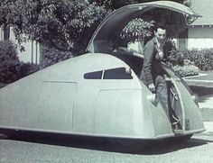 Aerodynamic streamlining (1936 General Motors) - Fuel Economy, Hypermiling, EcoModding News and Forum - EcoModder.com