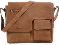 LEABAGS Birmingham genuine buffalo leather messenger bag in vintage style ** Details can be found by clicking on the image. Birmingham, Vintage Fashion, Vintage Style, Laptop Bag, Messenger Bag, Satchel, Shoulder Bag, Brown, Leather