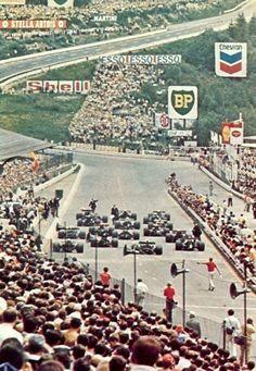 F1 1970. Grand Prix of Belgium, ...