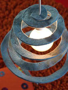Idee lampadari fai da te: design creativo