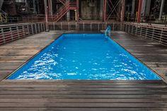 Becken 01 – Eine Hommage an die spröde Schönheit des Ruhrgebietes. Wo früher hart gearbeitet wurde, ist heute spannender Raum für Kunst und Kultur entstanden. 2013, MD | © www.piqt.de | #PIQT