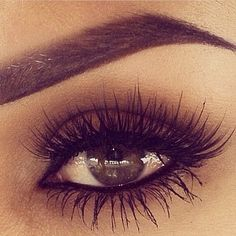 Semi-permanent and temporary eyelash extensions available at ASAP