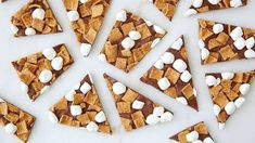 Please remember that I don't eat this stuff so I did not make this recipe. INGREDIENTS: 2 bags of milk chocolate chips 1 cup Golden Grahams Cereal 1 cup mi… 3 Ingredient Desserts, Bark Recipe, Torte Recipe, Salisbury Steak, Chex Mix, Breakfast Casserole, 3 Ingredients, Easy Desserts, Delicious Desserts