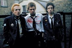 The Clash - possible Rat clothing inspiration