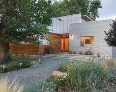 Modern Industrial Family Home Design Architecture Pinterest - Open-air-sculpture-residence-by-marek-rytych-architekt