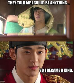 Dream High & The Moon That Embraces The Sun - Kim Soo Hyun haha
