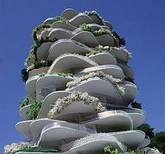 The Cactus House, (Rotterdam, Netherlands)