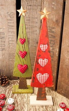 wooden Table Christmas tree,  original wooden nordic table christmas tree , Christmas table decor idea #Table #Christmas #tree www.loveitsomuch.com