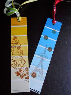 Be Inspired: Easy DIY Bookmarks