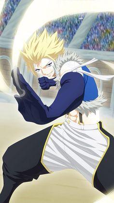 Sting The White Dragon Slayer - Fairy Tail ~ DarksideAnime