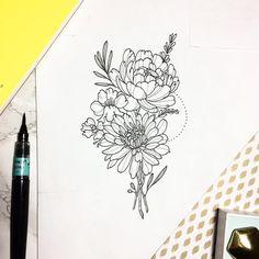 Illustration & Tattoo.  Appointments open for CHI-LA- NY  nathalybonilla.tattoo@gmail.com