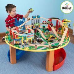 CIRCUIT Kidkraft - Table et circuit City Explorer's