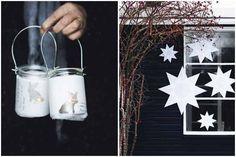 Nordic-Bliss-Scandinavian-style-Christmas-snow-outdoors-stars  http://nordicbliss.wordpress.com/2011/12/14/outdoor-christmas/