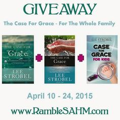 Great way for the whole family to study about grace together!