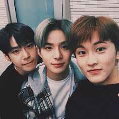 #doyoung #jungwoo #mark