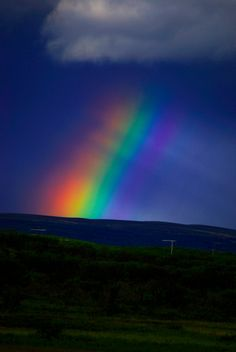 rainbow with heat (by Michele Bussoni2010)