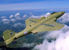 the specifications and history of the British Aerospace Canberra bomber aircraft Military Jets, Military Aircraft, Air Fighter, Fighter Jets, Commonwealth, English Electric Canberra, Electric Aircraft, Reactor, V Force