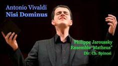 VIVALDI - NISI DOMINUS. Jaroussky counter tenor - YouTube