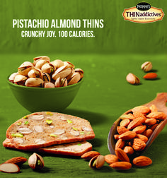The definition of snack-sized. 100 calorie THINs.