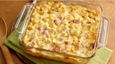 Creamy Ham and Potato Casserole Need a recipe to use up your leftover ham? This easy, all-in-one meal is the perfect dish to throw together for a quick weeknight dinner. Ham and Potato Casserole Need a recipe to use up your leftover ham? Pillsbury Recipes, Ham Recipes, Potato Recipes, Cooking Recipes, Roast Recipes, Avocado Recipes, Side Dish Recipes, Recipes Dinner, Soup Recipes