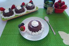 Budino all'acqua con cioccolato fondente e Baileys - Fidelity Cucina Baileys, Cake, Desserts, Food, Tailgate Desserts, Deserts, Kuchen, Essen, Postres