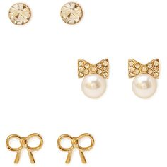 FOREVER 21 Charmed Stud Set