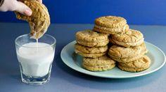 Christopher Kimball's Peanut Butter Sandwich Cookies Recipe