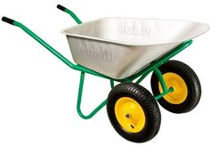 Poze Roaba de gradina si constructii , 2 roti, consolidata, capacitate 320 kg, volum 100 L //PALISAD Wheelbarrow, Garden Tools, Outdoor Power Equipment