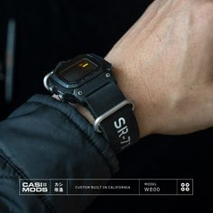 Graphic Design Lessons, Blackbird, G Shock, Everyday Carry, Digital Watch, Casio Watch, Product Design, Robot, Watches For Men