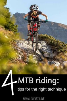 Tips for the right MTB riding technique - everything you need to know for your next biketrip to the mountains. Mtb, Mountain Biking, Tours, Bike, Adventure, Mountains, Flims, Bicycle, Bicycle Kick