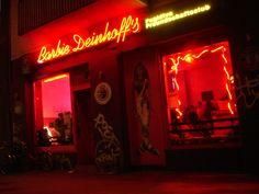 Barbie Deinhoffs #nightlife