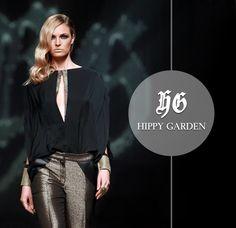 Eclectic. Sophisticated. International. A/W 2013 runway close up. Hippy Garden Showroom Masarykova 5 www.hippygarden.com #fashion #brand #design #hippygarden #croatia #masarykova5 #dramaticelegance #runway #closeup