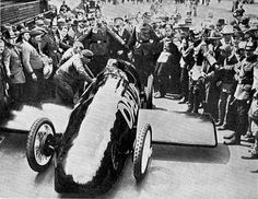 1928? Opel Rocket Car