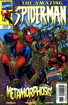 The Amazing Spider-Man (Vol. 1) 437 (1998/08)