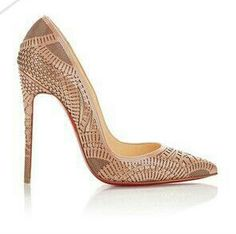 christian louboutin so kate 120 pumps aus pythonleder