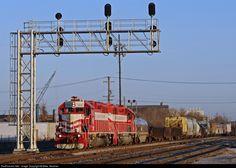 RailPictures.Net Photo: TRRA 2000 Terminal Railroad Association of St. Louis EMD GP38-3 at Saint Louis, Missouri by Mike Mautner