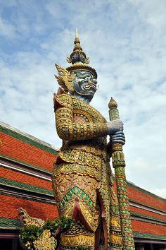 The Grand Palace, Bangkok.