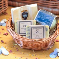 Cornish Cove Soap - Surfers Gift Set