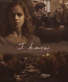 """""""I know. I see the way you look at her.....You're my best friend.....Heartbreaking"""