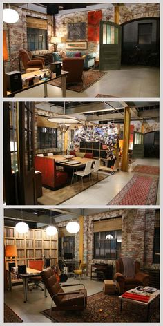 Humphrey Residence (Gossip Girl) (Christina Tonkin Interiors)