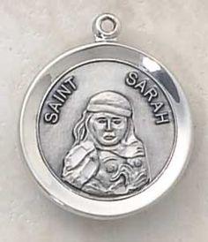 Saint Sarah (Patron of Laughter)