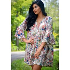 💥READY TO SHIP💥this Floral Print Button Down Dress with Bell Sleeves and Lace Trim Details!!Loving the Retro Print on this Dress!!ALWAYS Free Shipping Within the US!! ✨ALL SALES ARE FINAL!! NO REFUNDS AND NO EXCHANGES✨    1--SMALL    2--MEDIUMS    2--LARGES | Shop this product here: http://spreesy.com/pandorasboxboutique/754 | Shop all of our products at http://spreesy.com/pandorasboxboutique    | Pinterest selling powered by Spreesy.com