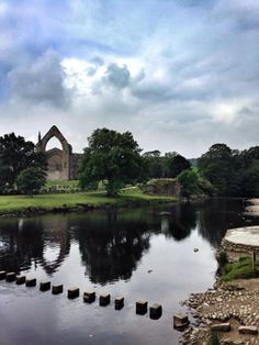 Bolton Abbey, Yorkshire Dales, Places Of Interest, Take Me Home, What You See, About Uk, Great Places, Country Roads, England