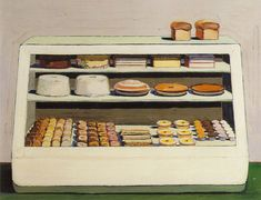 History of Art: Wayne Thiebaud