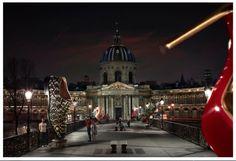 Loboutin's Paris - Ponte des Art