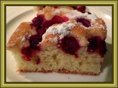 Kouzelná vařečka: Jahodová bublanina Krispie Treats, Rice Krispies, Cheesecake, Muffin, Breakfast, Cholesterol, Food, Anna, Morning Coffee