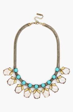 BaubleBar 'Rosebud' Frontal Necklace | Nordstrom