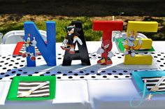 Sonic the Hedgehog Birthday Party Ideas | Photo 28 of 36